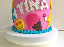 Patch Cake Tina